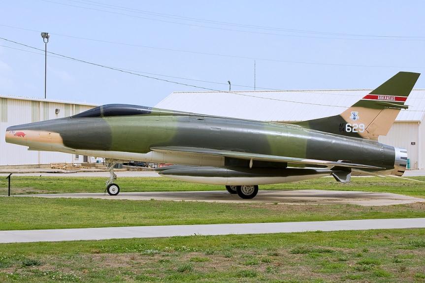 F-100 to VAC