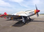 CAF Red Tail P-51