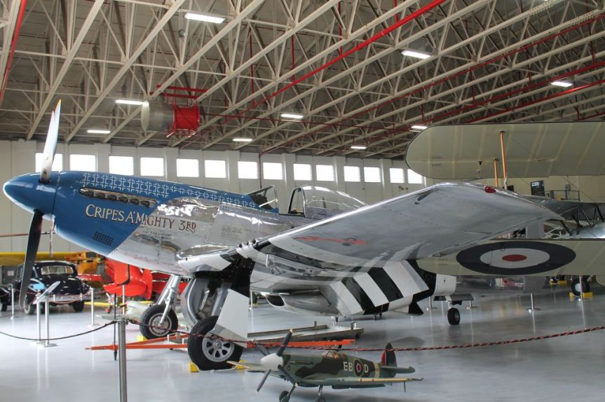 "Fantasy of Flight reopening the ""MuseumLite"""