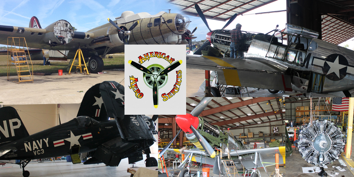 Open Hangar Day, American Aero Services on 17 November 2018