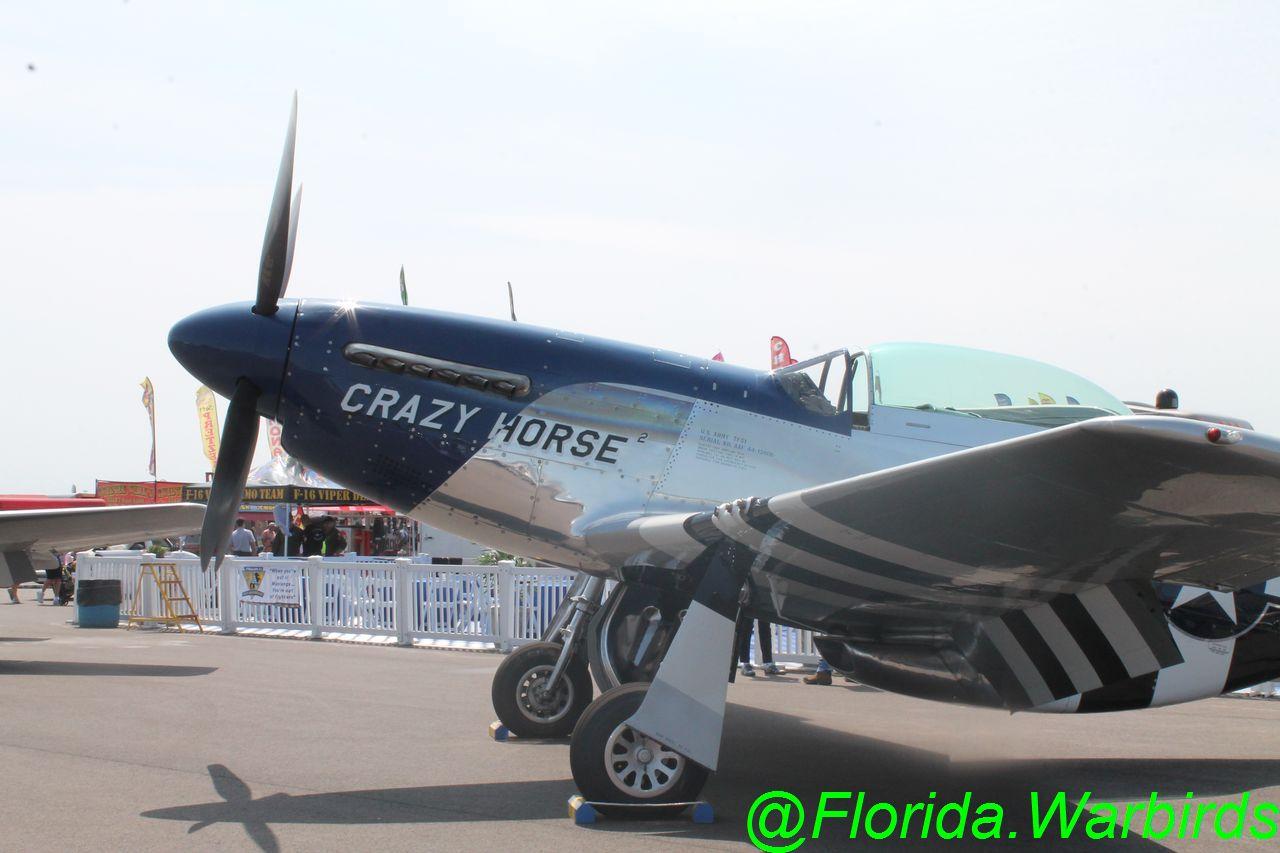 Mercy Flight Southeast P-51 Mustang Flight Raffle 2018