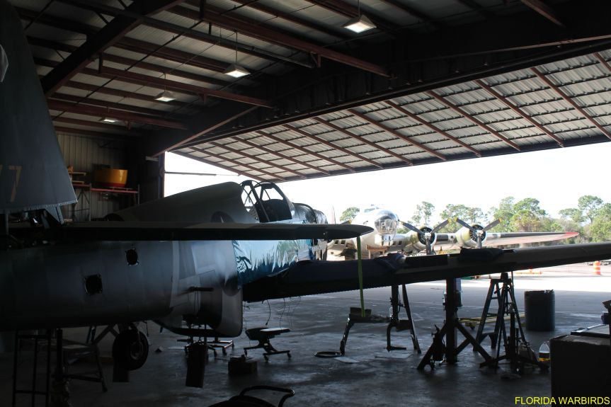 Open Hangar Day, 22 February at American Aero Services