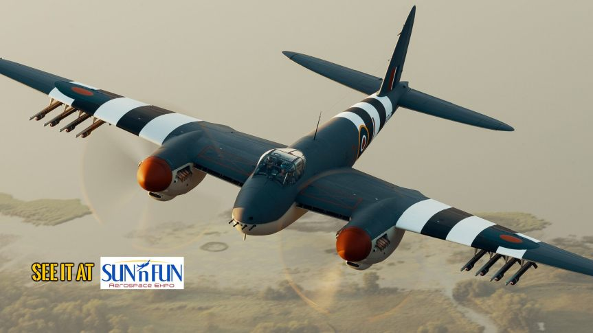 Sun N Fun 2020 Warbird Announcement: Lewis Air Legends