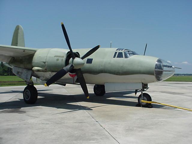 TBT – Kermit Weeks B-26Marauder