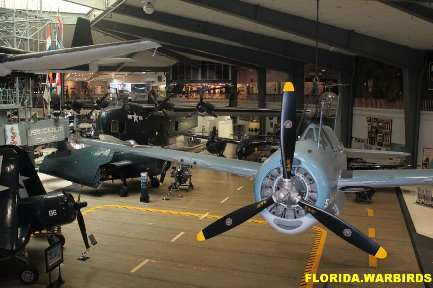 Visit to National Naval Air Museum, Sept2018